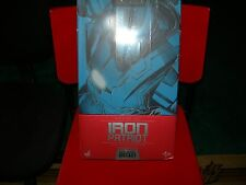 Hot Toys Iron Man Iron Patriot Brand New