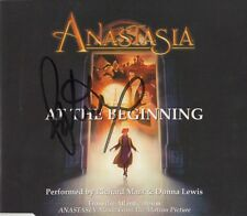 "Richard Marx ""Soundtrack Anastasia"" Autogramm signed CD-Cover ""At The Beginning"""
