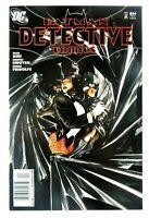 DC BATMAN: DETECTIVE COMICS #844 ZATANNA Rare NEWSSTAND VARIANT VF Ships FREE