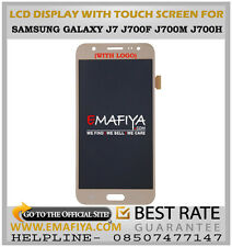 LCD Display Touch Screen Digitizer For Samsung Galaxy J7 J700F J700M J700H- GOLD