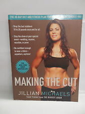 Making The Cut Book Jillian Michaels Biggest Loser Health Fitness Diet Guide