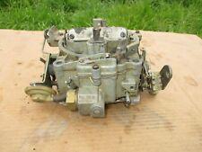 1967 Chevy 327 Quadrajet Carburetor Carb 7037213 Chevelle SS California 4-Speed