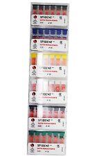 20 Boxes of Gutta Percha Dental Points Spident USA Bigger Sizes #35-80