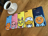 [Kakao Friends] Kakaotalk Synthetic Ryan Cute iPhone Cases