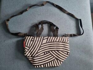 reisenthel shopper XS Einkauftasche Tragetasche Tasche Handtasche Zebra 4 L
