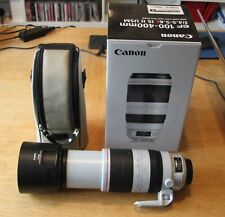 Canon 100-400 f/4.5.6L IS USM