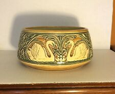 Weller Large Selma Bowl With Swans