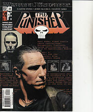 The Punisher-Vol 4 Issue 35-Marvel Comic