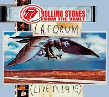 The Rolling Stones - From The Vault - L.A. Forum, 2 Audio-CDs + 1 DVD
