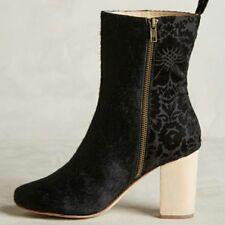 Anthropologie Dav Calf Hair Boot by Farylrobin Size 8.5 $178