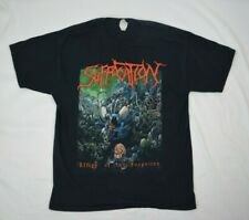 Suffocation Effigy Of The Forgotten Shirt Size L Death Metal Double Sided