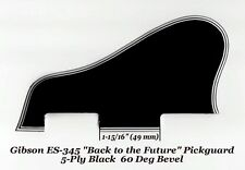 """ES-345 335 Pickguard &  Mount """"Back to the Future"""" for Gibson Guitar Project NEW"""