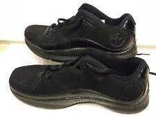 Converse Black Suede..1908.. Basketball Shoes...Size 7.5