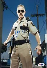 Carlos Alazraqui Signed Reno 911 8x10 Photo PSA/DNA COA