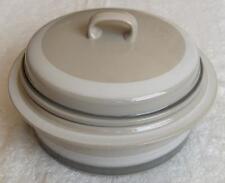 ARABIA Finland dinnerware~Salla pattern 2 qt covered casserole~Danish Modern-NR