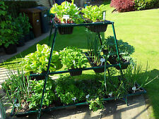Raised Garden PatioGro + free irrigation kit to grow on patio balcony yard deck