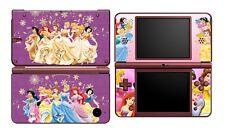 Princesses 302 Vinyl Decal Skin Sticker for Nintendo DSi NDSi XL LL