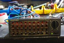 Oldtimer BLAUPUNKT BEQ-F/R FRONT/REAR equalizer für autoradio made in JAPAN