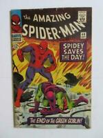 Amazing Spider-man #40, FN- 5.5, Green Goblin Revealed