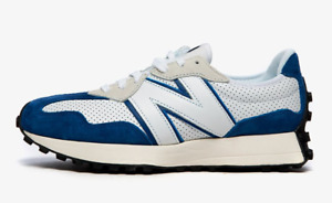 NEW BALANCE MENS BRAND NEW MS327PF SNEAKERS SIZE 11.5 BLUE/WHITE