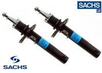 New 2x SACHS Front Shock Absorbers (Pair) for Various Audi/Seat/Skoda/Volkswagen