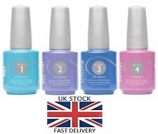 Entity Beauty Dip & Buff Acrylic Dip Powder 15ml   - FULL 4 X SET   - UK STOCK