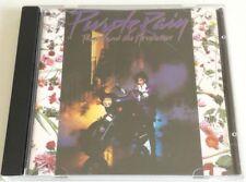 PRINCE AND THE REVOLUTION PURPLE RAIN CD ALBUM 1984 OTTIMO COLONNA SONORA FILM