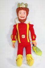 "VTG 1980 THE MAGICAL BURGER KING Doll Advertising Figure 20"" Tall Knickerbocker"