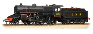 BACHMANN :- 32-178A LMS CRAB 13174 LINED BLACK WELDED TENDER Brand new & Boxed