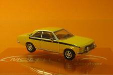 1:87 Brekina PCX 870037 Opel Commodore B Coupe gelb 1972
