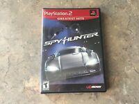 SpyHunter (Sony PlayStation 2, 2002) PS2