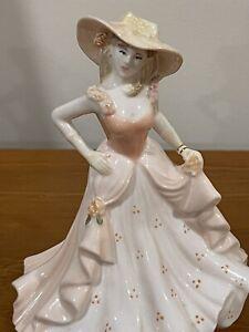 Coalport Birthday Wishes Figurine