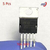 TDA2030A 18W Mono Hi-fi Amp. and 35W Driver USA Seller ic tda2030 new 5Pcs