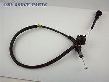Dodge Ram Diesel Throttle Cable 53031626AC Accelerator Cable OEM Mopar