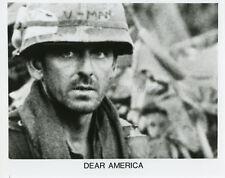 DEAR AMERICA: LETTERS HOME FROM VIETNAM 1988 VINTAGE PHOTO ORIGINAL #3