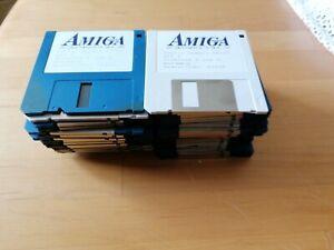 Amiga Disketten 40 Stück