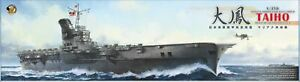 VERY FIRE 1/350 SCALE WWII JAPANESE ARMORED AIRCRAFT CARRIER TAIHO NORMAL VER