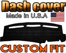 fits 1999-2006 CHEVROLET SILVERADO 1500 2500 3500 DASH COVER MAT / BLACK