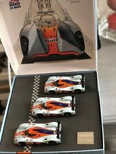 Norev Aston Martin LMP1 Le Mans 2009 numbers 7-8-9 Limited Numbered Edition 1/43