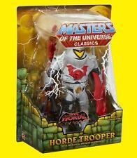 Horde Trooper MOTUC MOTU Classics  He-Man Masters of the Universe w/Brown Mailer