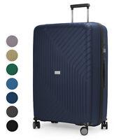 HAUPTSTADTKOFFER TXL Großer Koffer Trolley Rollkoffer Reisekoffer TSA 4 Rollen
