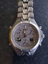 Tissot T671 Titanium Alarm Chronograph Watch