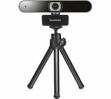 1080p Webcam - SANDSTROM SWCAMHD19 Full HD (SWCAMHD19)
