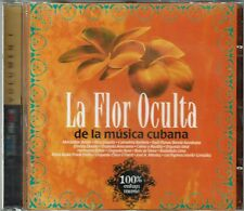 La Flor Oculta de La Musica Cubana  100% Cuban Music  BRAND  NEW SEALED  CD