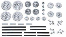 LEGO 50pc gear axle SET Technic (Mindstorms nxt ev3 motor power functions pack)