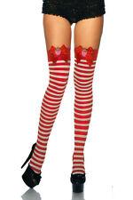 Markenlose Damen-Socken & -Strümpfe im Overknees-Stil für die Freizeit