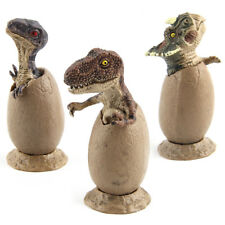 3 pcs Magic Dinosaur Eggs Hatching Dino Growing Cute Children Kids Toys Gift