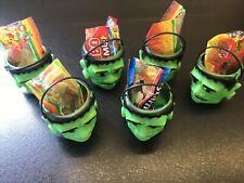 Halloween 12 mini ollas de tablas de fiesta idea Frankenstein Candy-nuevo