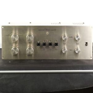 Vintage Marantz Model 7 Tube Pre Amp