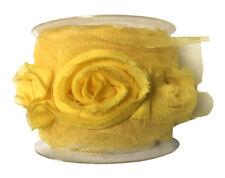 Cartai Bassanesi Nastro Rose Giallo 50mm x 3,2mt